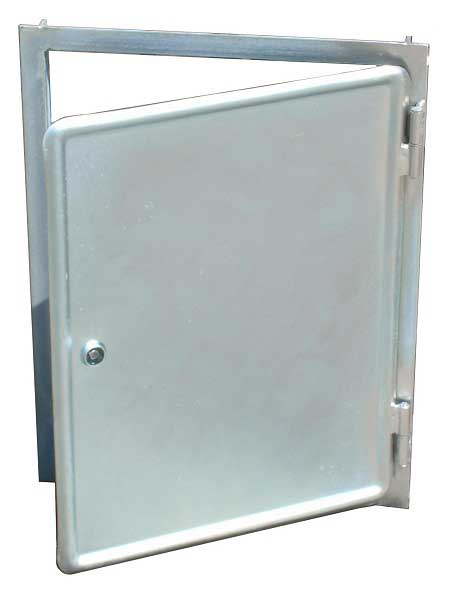 Sportello per contatore acqua montare motore elettrico for Sportello gas bricoman