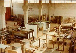 Carpenteria Montese anni 80